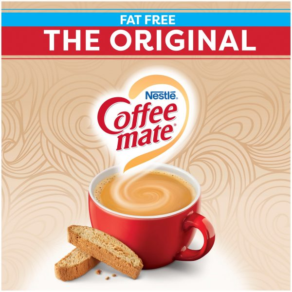 Coffee Mate Fat Free The Original new 1