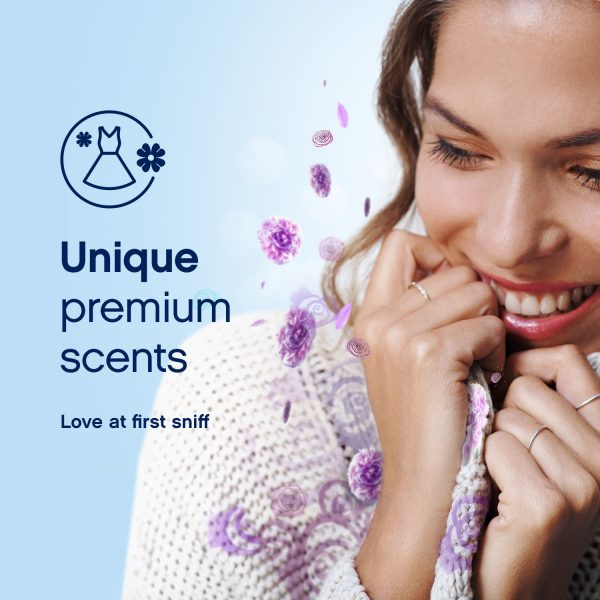 Downy Infusions Lavender 1