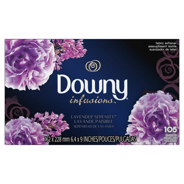 Downy Infusions Lavender