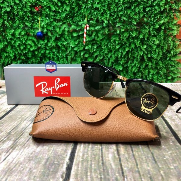 RayBan Clubmaster Classic RB3016 1