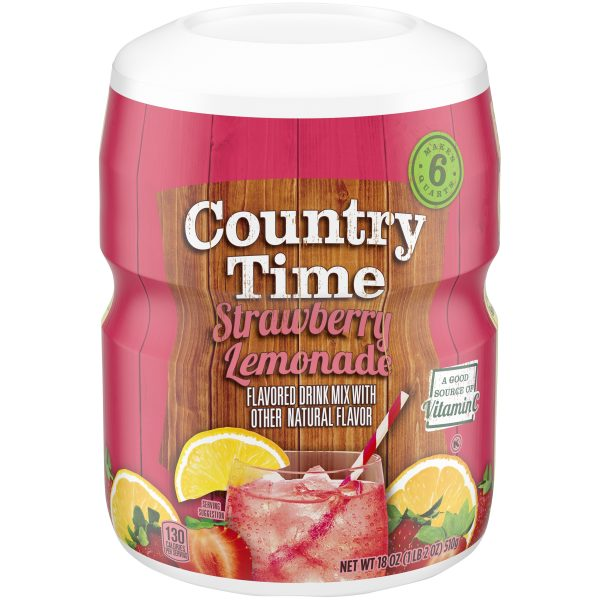 country time strawberry lemon 1
