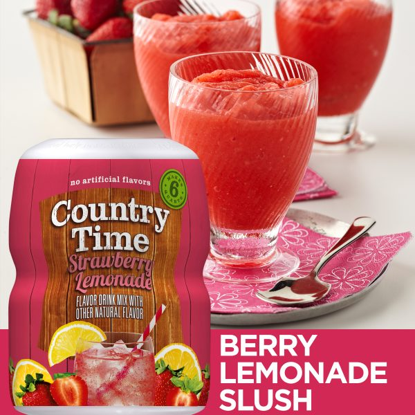 country time strawberry lemon
