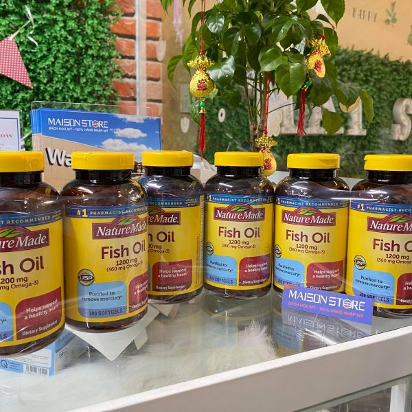 Nature Made Fish Oil.4