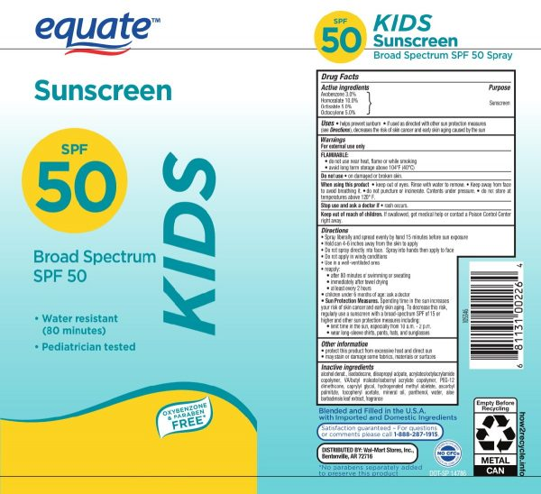 Equate Sunscreen Kids.2